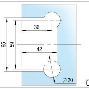 5211549 Cutout Drwg