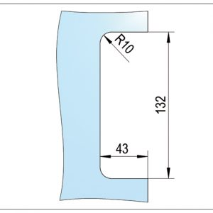 5214282 Cut-out Drwg