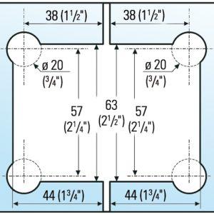 5219210 Cutout Detail
