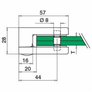 Model 42 Plan View