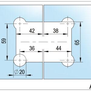 Bilbao 180 cutout